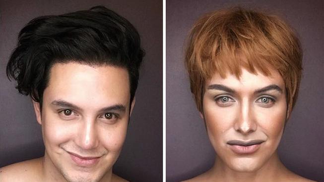 GoT makeup