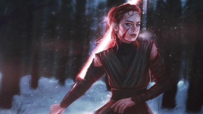 Fanouškovská teorie tvrdí, že Rey je potomkem Palpatina – podívejte na všechny důvody proč