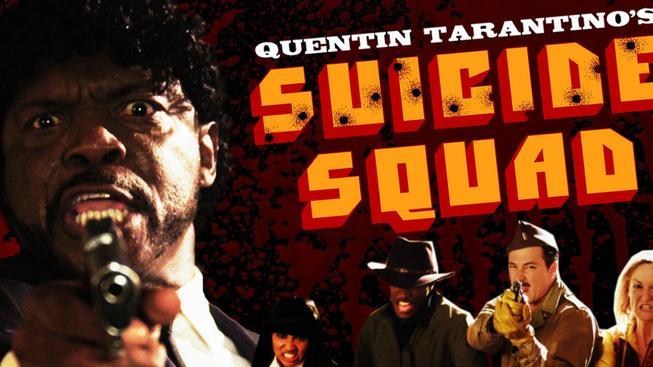 Jak by vypadal film Suicide Squad, kdyby ho točil Quentin Tarantino?