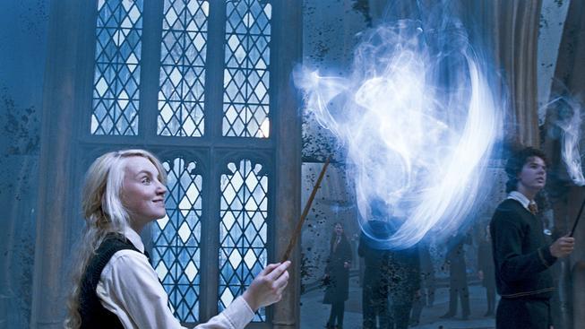 Naučte se všechna kouzla z Harryho Pottera!