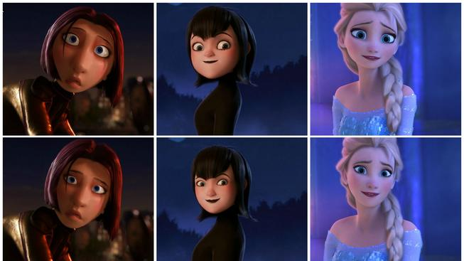 Umělkyně dala Disney postavám přirozené tváře, vypadají lépe než originál!