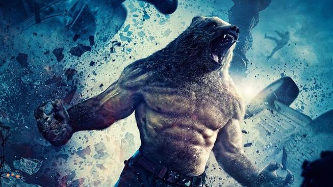 Ruský superhrdinský film má medvědího muže – podívejte se na trailer