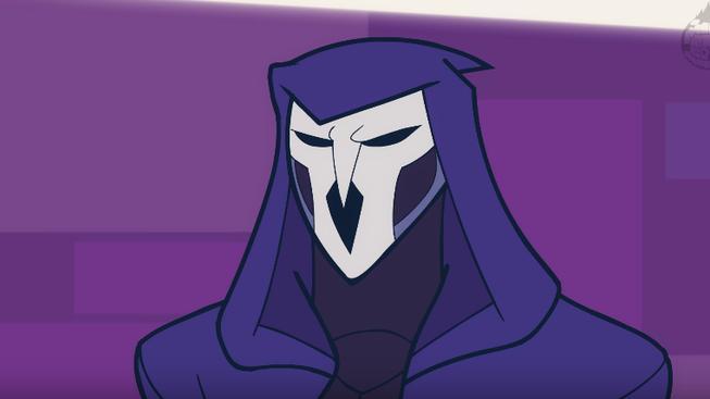 Krátký animovaný filmeček o Reaperovi by měl být součástí oficiálních videí