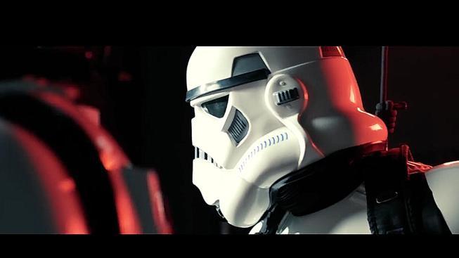 Podívejte se na dojemný krátký filmeček o Stormtrooperech