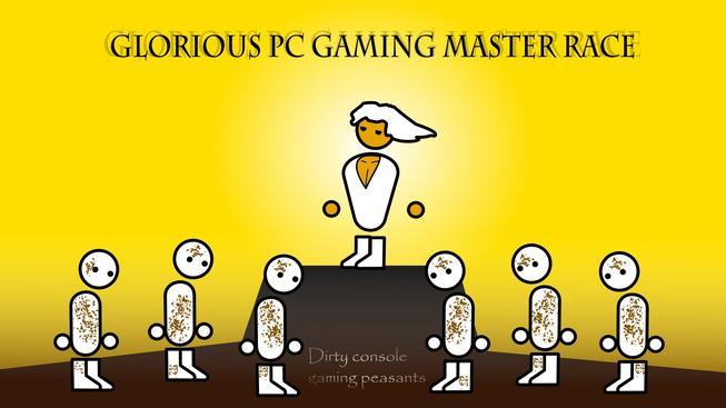 PC hráči jsou arogantní pitomci a připomínají rasisty – prohlásil herní analytik