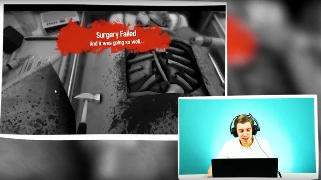Skuteční chirurgové jsou ve Surgeon Simulatoru 2013 úplně stejně špatní jako vy