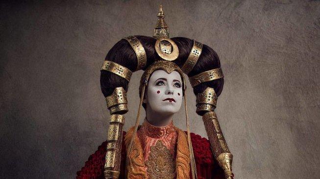 Nejlepší cosplay tohoto týdne - královna Amidala