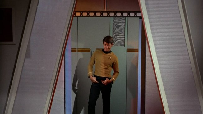 Jak rychlé jsou výtahy ve světě Star Treku