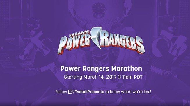 Podívejte se na stream všech 831 dílů seriálu Power Ragers, jenž bude trvat 16 dní