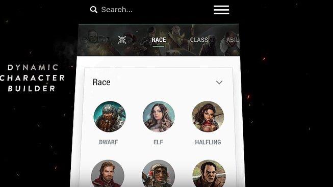 Vzniká nová aplikace pro Dungeons & Dragons
