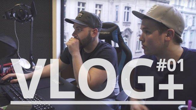 Jirka Král rozjíždí nový styl vlogů s názvem VLOG+