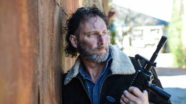 Ricku, jsi to ty? Úžasný cosplay na motivy The Walking Dead