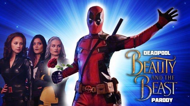 Muzikál Deadpool ve stylu Kráska a zvíře je krvavá záležitost