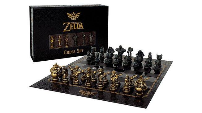Co si zahrát šachy ve stylu The Legend of Zelda