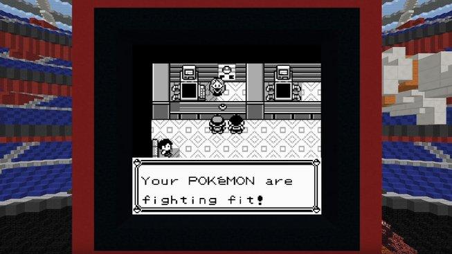 Nyní si můžete zahrát Pokémon Red přímo v Minecraftu