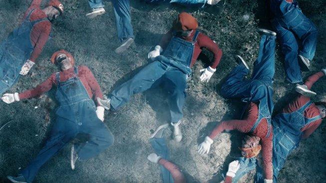 Co se děje se Super Mariem po jeho smrti?