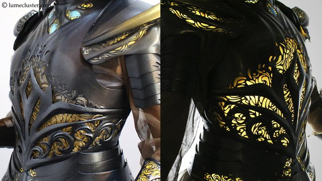 armor 3d print