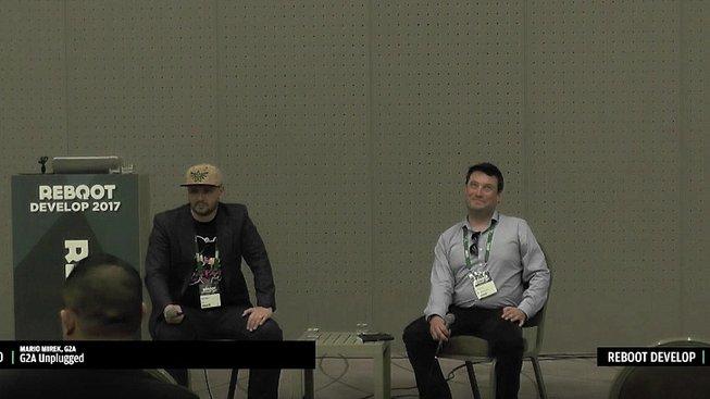 Do zástupce G2A se během konference tvrdě pustili vývojáři – byl to cringe fest