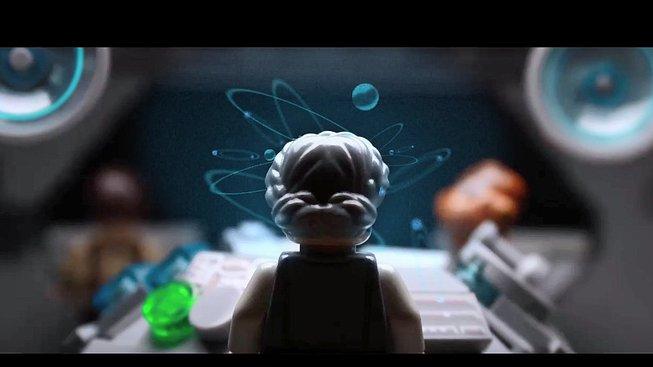 Fanoušek předělal trailer k The Last Jedi do verze z LEGO kostiček