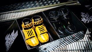 Oficiální boty ve stylu Vetřelce pro milovníky hororů!
