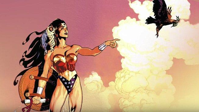 Zajímavá historie Wonder Woman – švédská trojka a fetiš na bondage