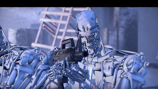 Rusové předělali skoro celý film Terminátor 2 v GTA V!