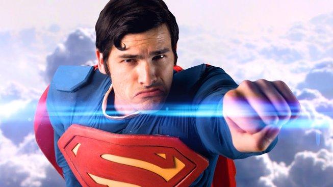 Tenhle rap v podání Supermana musíte vidět!