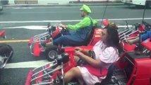 Hugh Jackman se v Japonsku radoval z Mario Kart!