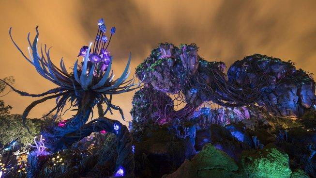Zábavní park ve stylu Avatara - vypravte se do krásné Pandory!