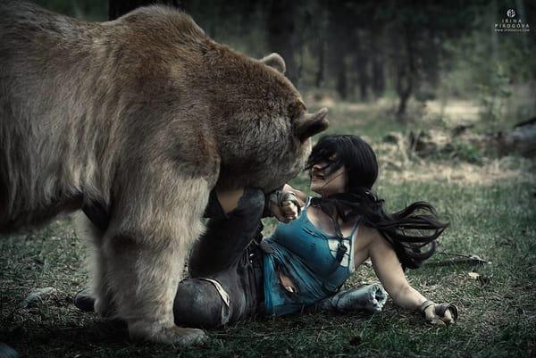 lara bear