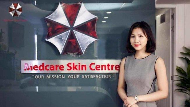 Vietnamská klinika měla logo Umbrella Corp. z Resident Evil