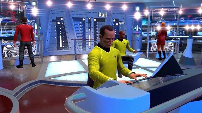 Star Trek Bridge Crew opět ukazuje, že tahle hra je pro VR jak dělaná