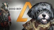 Tvůrci Titanfallu se rozhodli vzdát poctu zemřelému psovi