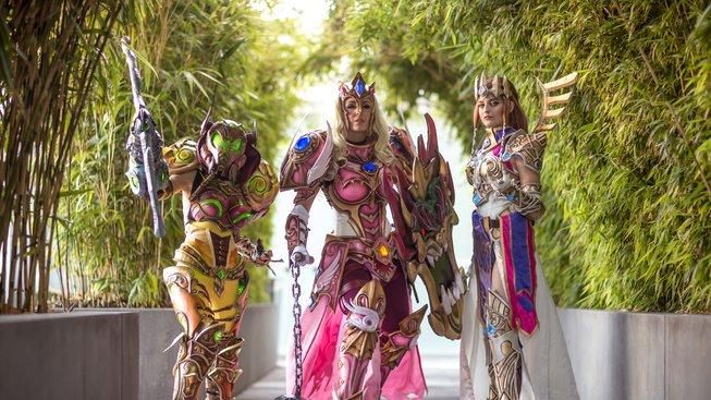 Jaký cosplay může vzniknout spojením Nintenda a Diabla? To nám ukázala Jessica Nigri!
