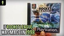 Jak by vypadala hra Rocket League, kdyby vyšla v roce 1998
