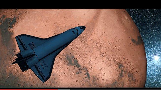 Podívejte se na tenhle úžasný trailer k novému vesmírnému modu pro GTA V