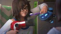 Mei z Overwatch má svůj vlastní Blizzardí filmeček