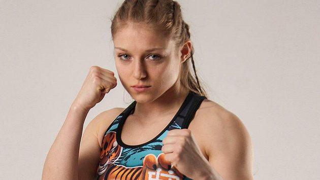 """""""Už nechci,"""" vysvětlila Sandra Mašková svůj odchod z MMA"""