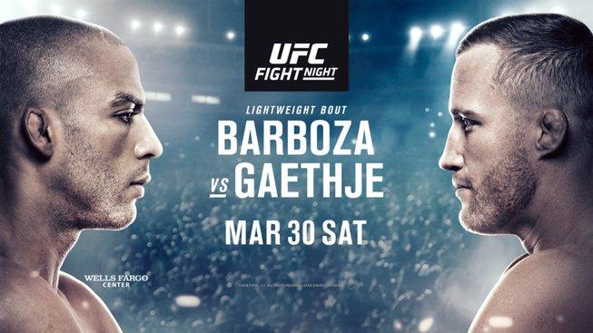 Tři důvody proč sledovat UFC: Gaethje vs Barboza