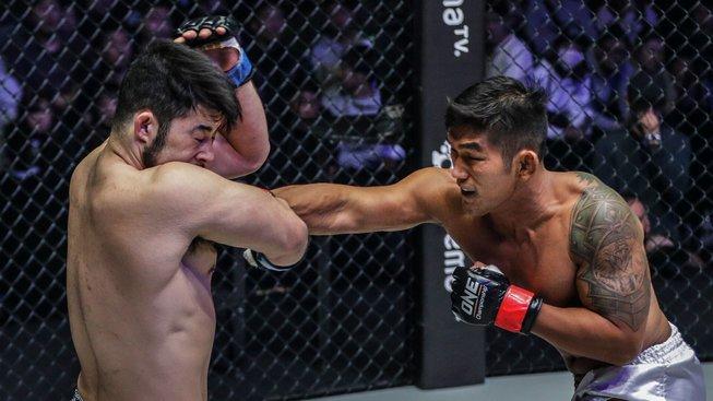 Aung La Nsang - Ken Hasegawa