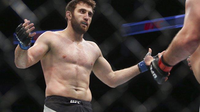 Ruslan Magomedov z UFC dostal doživotní trest