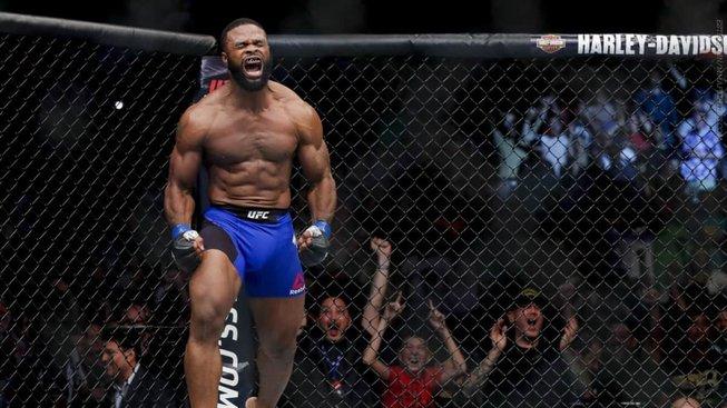 V hlavním zápase UFC London se představí Woodley a Edwards
