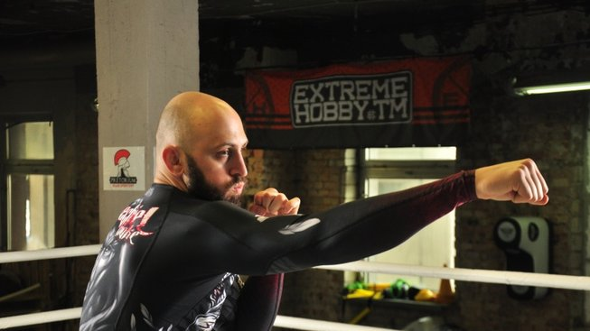 Michal Martínek dostal šanci bojovat o UFC v Dana White's Tuesday Contender Series