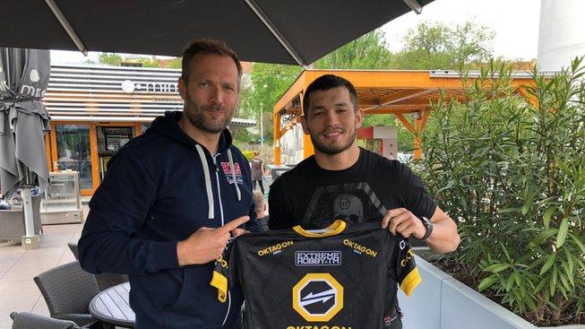 Muradov podepsal OKTAGON MMA smlouvu na 4 zápasy