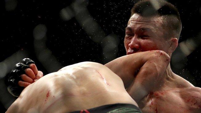 """Na UFC Fight Night 154 se jde """"Korejská zombie"""" pomstít za KO v poslední vteřině"""