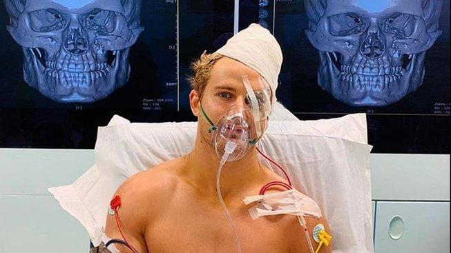 Osminásobná fraktura, Northcutt skončil po těžkém KO v nemocnici