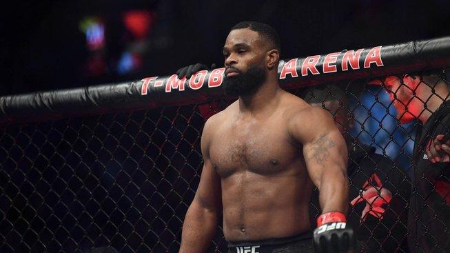 Usman vs. Burns: První letošní titulový zápas UFC je za dveřmi a bývalý šampion Woodley tipoval, kdo jej vyhraje