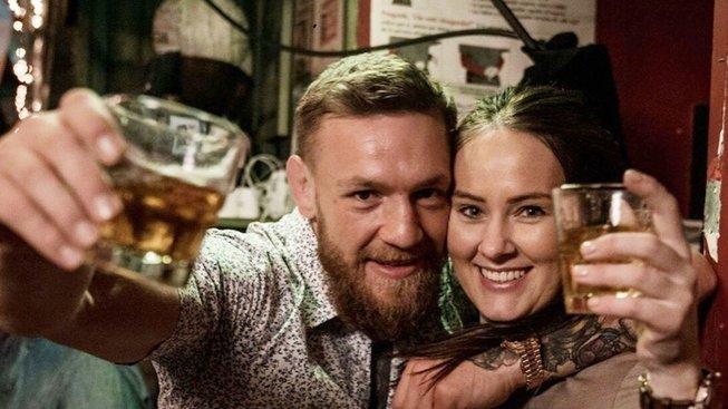 McGregor zareagoval na nabídku od UFC a přišel s dalším velkolepým nápadem