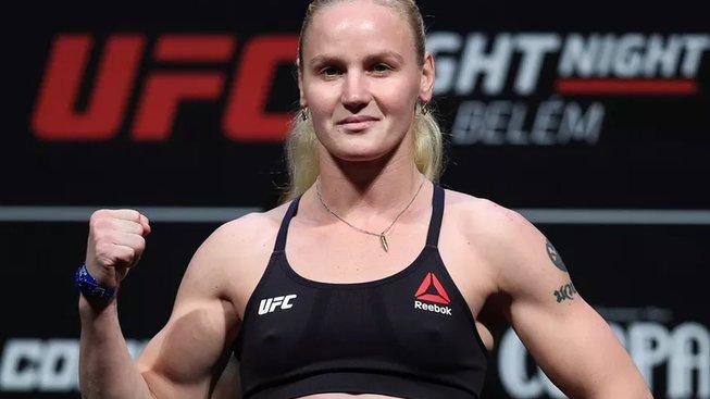 Královna muší váhy Valentina Shevchenko se na UFC 238 chystá sestřelit vyzyvatelku Jessicu Eye