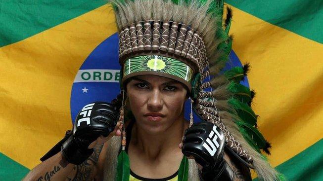 Jessica Andrade chce vyzvat Valentinu Shevchenko o druhý titul